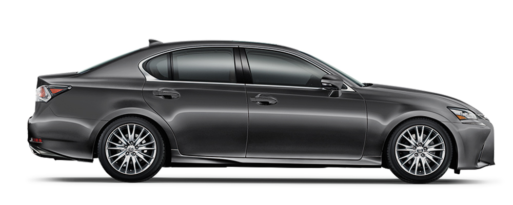 Lexus GS350 màu xám