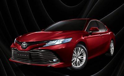 Toyota Camry 2019 - Diện mạo mới