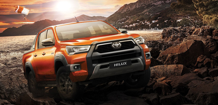 toyota hilux can tho