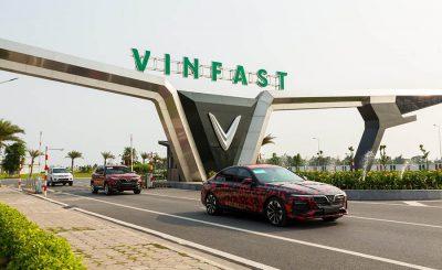 VinFast chạy thử nghiệm tại Việt Nam