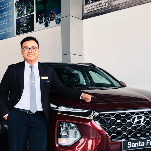 Chuyên viên tư vấn Hyundai Cần Thơ - Tây Đô