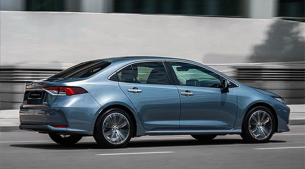 Toyota Corolla 2020 - Ngoại thất bên hông