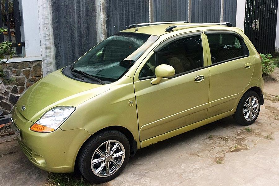 Xe cũ Cần Thơ: Chevrolet Spark 2009