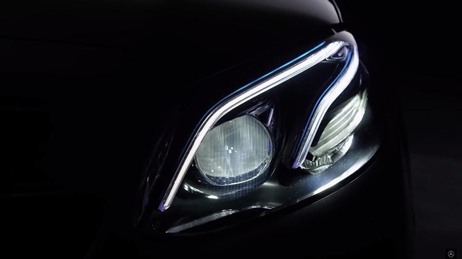 Đèn xe Multibeam LED