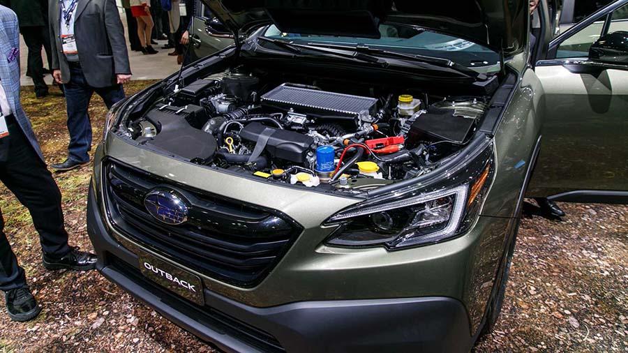 Động cơ Subaru Outback