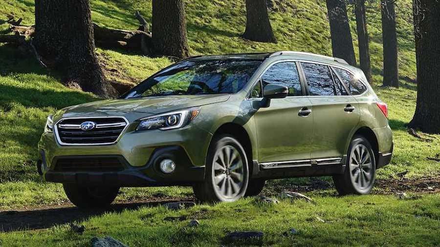 Giá xe Subaru Outback Cần Thơ