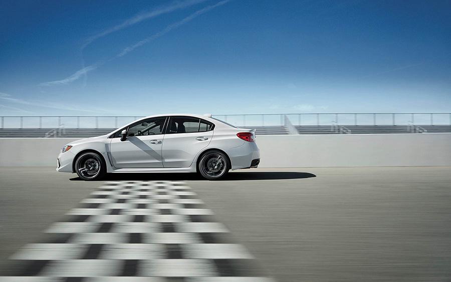 Đánh giá Subaru WRX