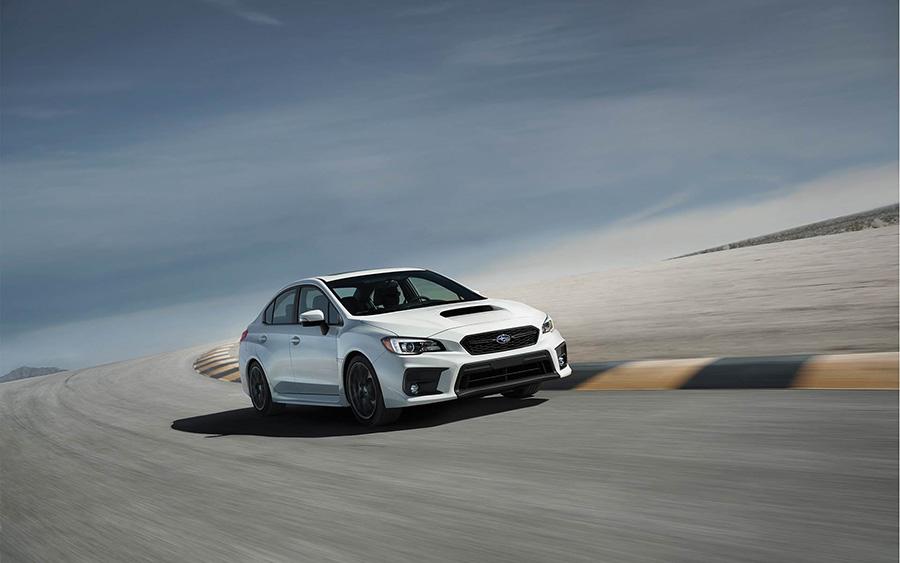 Ngoại Thất Subaru WRX