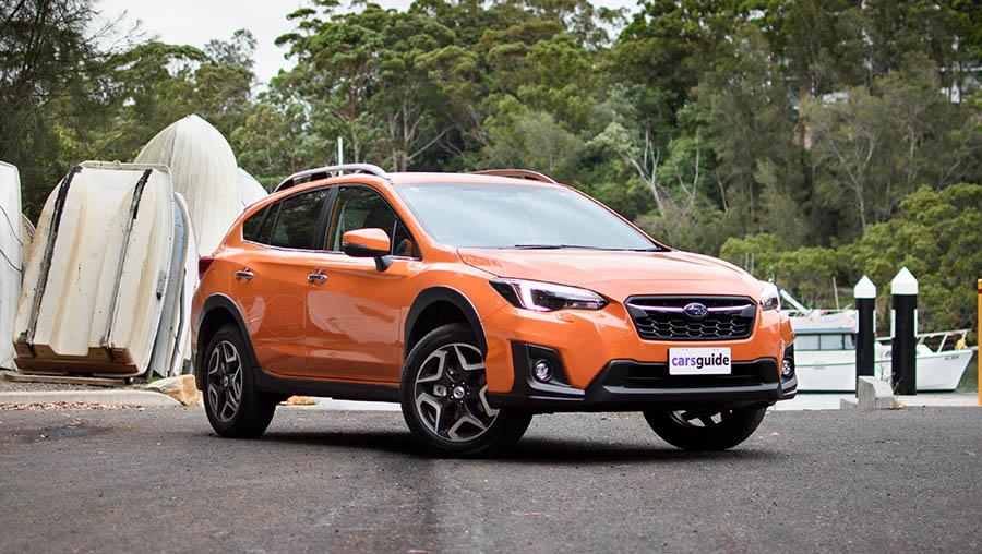 Subaru XV - Bảng giá xe Subaru Cần Thơ