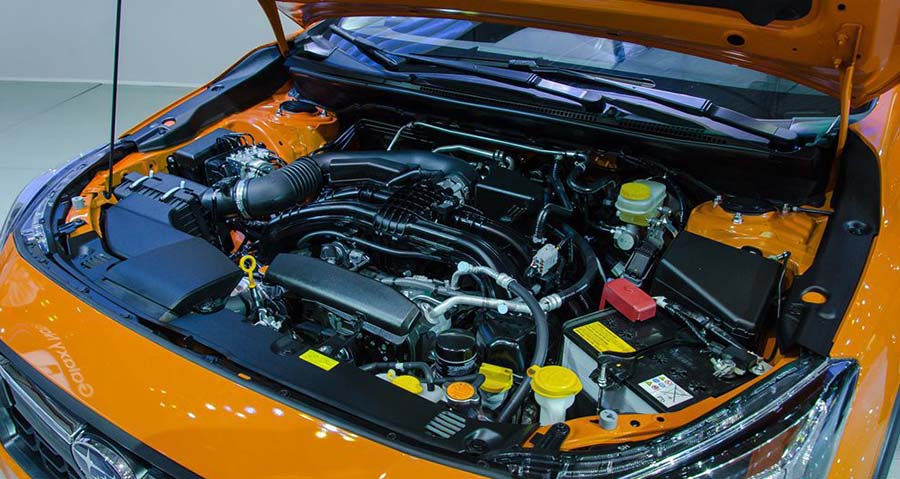 Vận hành và động cơ của Subaru XV