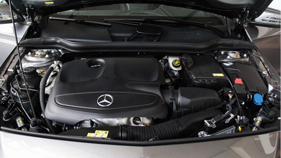 Nắp máy bảo vệ độ cơ và các bộ phận quan trọng khác
