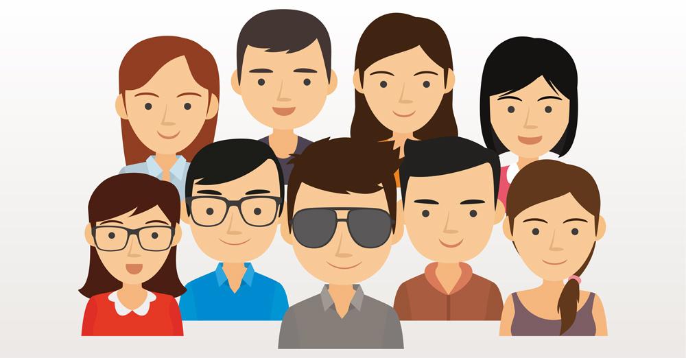 Thành viên đội thiết kế Plus Team