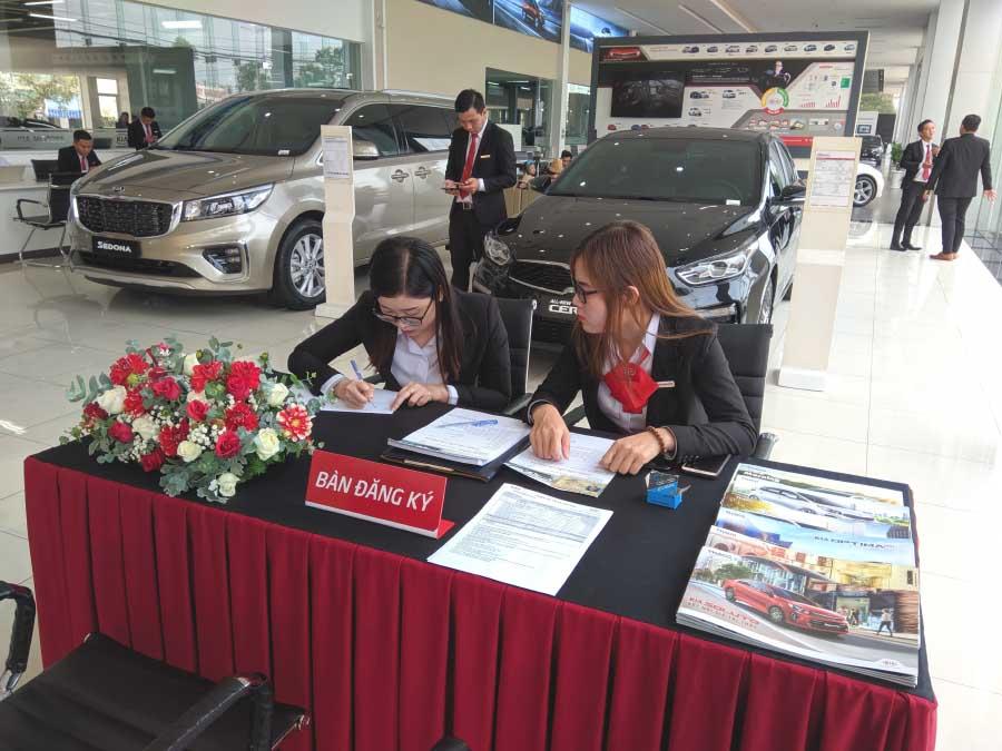 KIA Cần Thơ - Đăng ký lái thử KIA Soluto