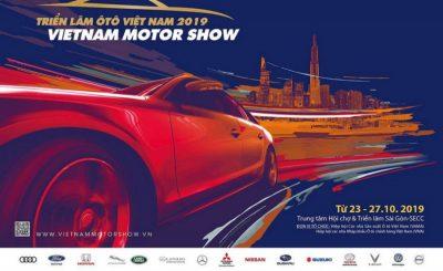 VinFast tham gia Vietnam Motors Show 2019