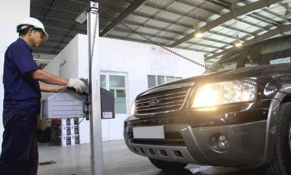 Đăng kiểm ô tô