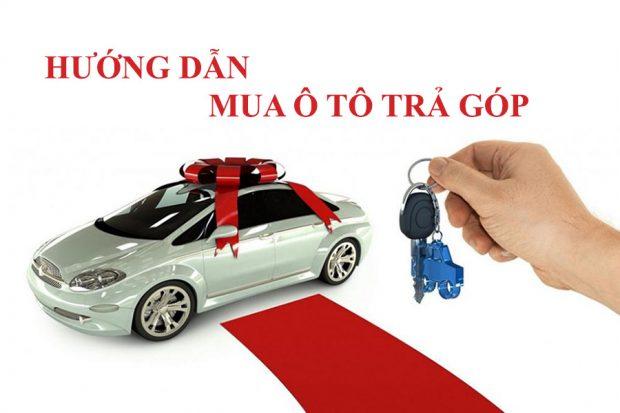 Hướng dẫn mua ô tô trả góp