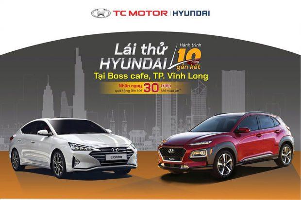 Hyundai Vĩnh Long - Lái thử và hướng dẫn mua xe