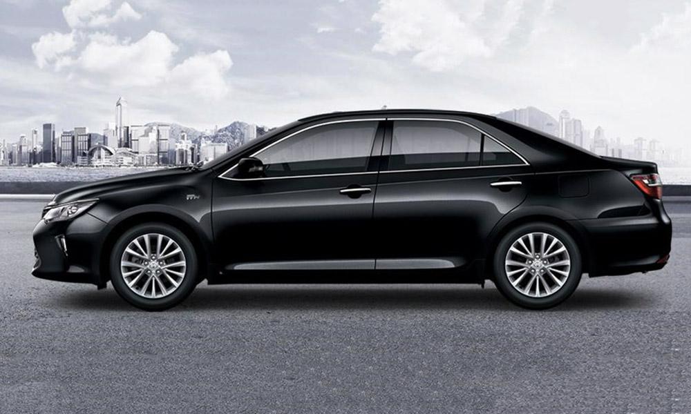 Người mệnh Mộc thích hợp với xe màu đen