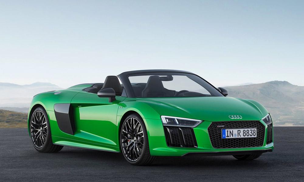Người mệnh Hỏa thích hợp với xe màu xanh lá