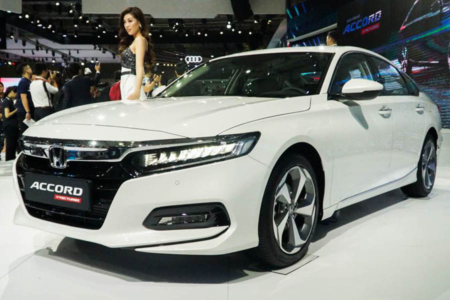 Honda Accord All New - Honda Cần Thơ