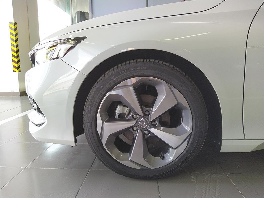 Honda Accord Mam Xe - Honda Can Tho