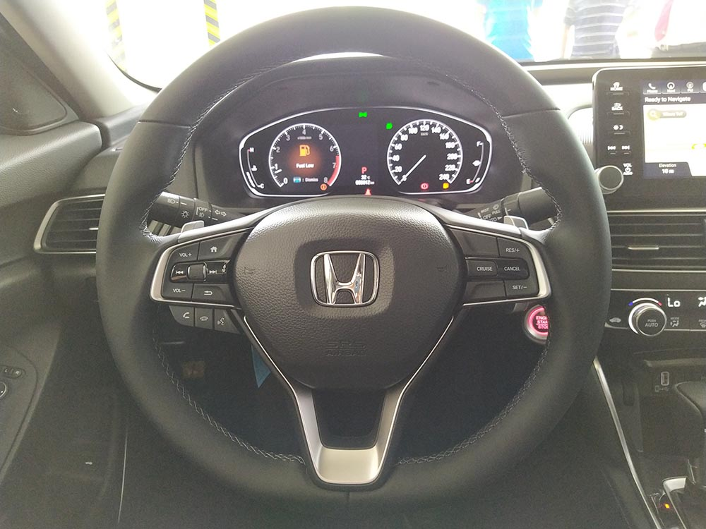 Honda Accord Vo Lang - Honda Can Tho