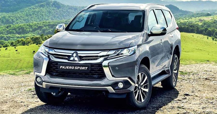 xe Mitsubishi Pajero Sport 2020