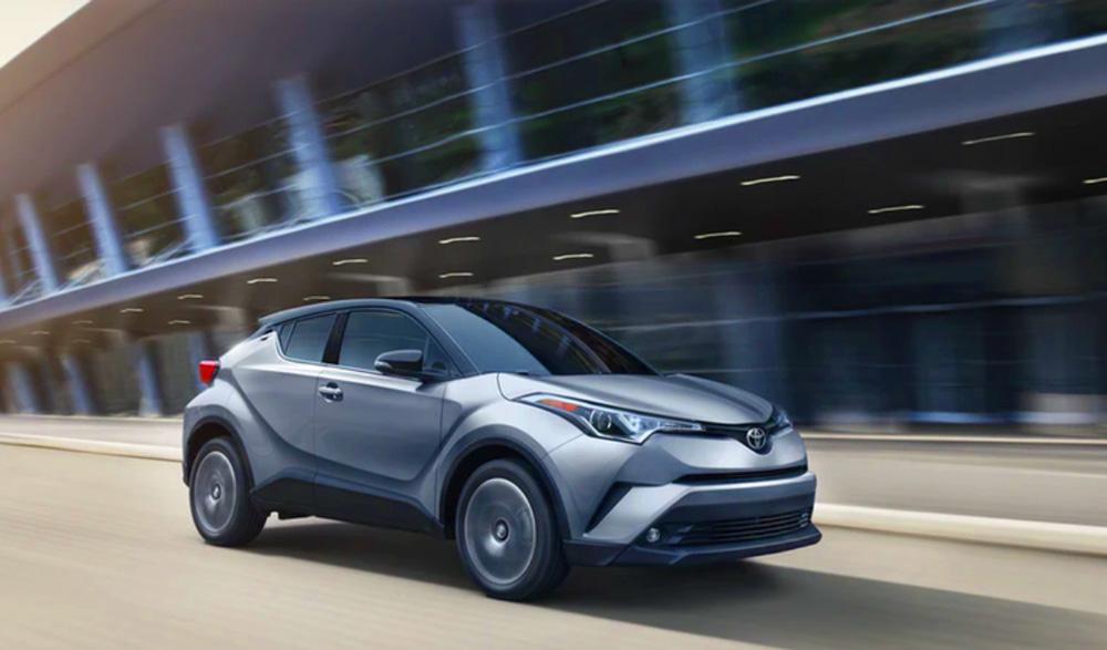 Tổng quát về Toyota C-HR 2019