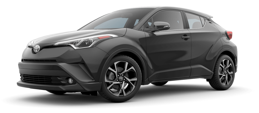 Toyota C-HR 2019 gray metalic