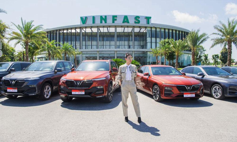 Ngô Thanh Vân - Đại diện VinFast cũng sẽ xuất hiện tại sự kiện lần này