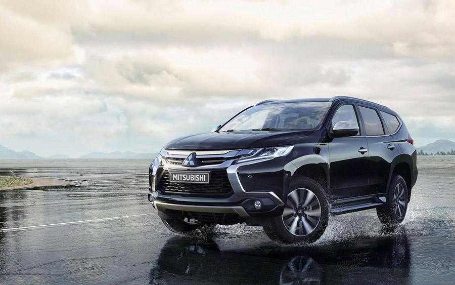 Mitsubishi Pajero Sport đã chính thức trình diện tại Thái Lan.