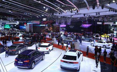 Những mẫu xe nổi bật nhất VMS 2019