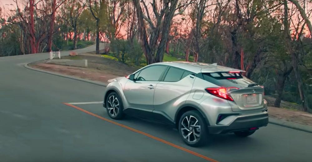 Toyota C-HR 2019 có giá thành khá cao
