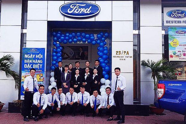 Ford An Giang: Bảng Báo Giá & Khuyến Mãi
