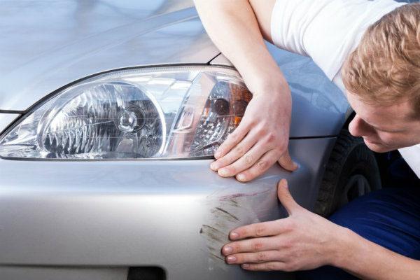 Hướng dẫn xử lý vết xước ô tô đúng cách