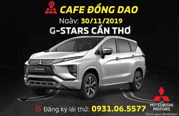 Chương trình lái thử Mitsubishi tại Phong Điền