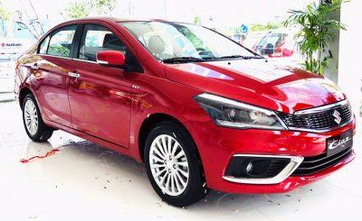 Suzuki Ciaz 2020: Giá khuyến mãi & Ưu đãi Mới | Cần Thơ Auto
