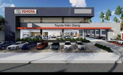 Toyota Kiên Giang