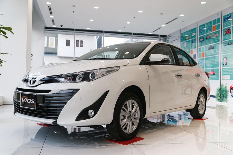 Toyota Vios 2020 Cần Thơ