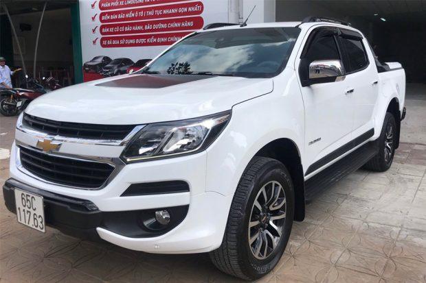 Xe cũ: Chevrolet Colorado 2018 Thanh Lý