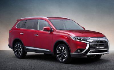 Đôi nét về Mitsubishi Outlander 2.0 Mới 2020