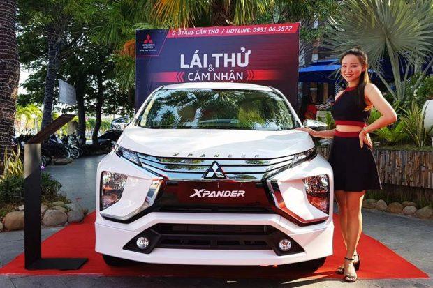 Mitsubishi Bạc Liêu: Trải nghiệm lái thử