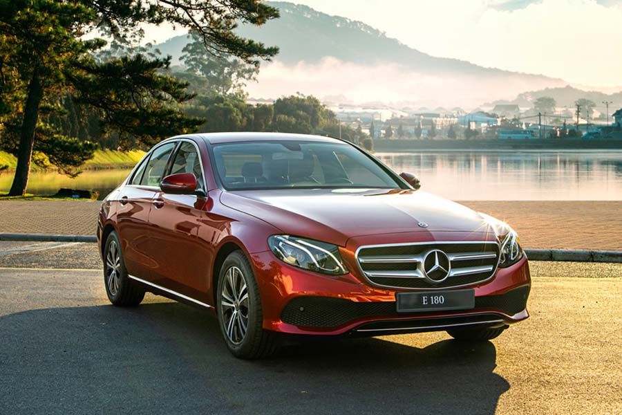 mercedes e180 can tho avatar