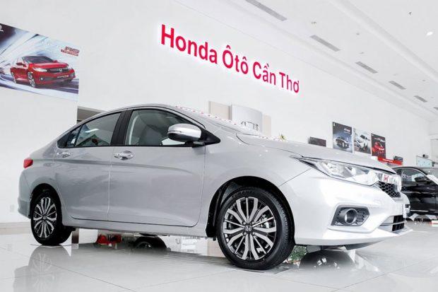 Honda ô tô Cà Mau: Trải nghiệm lái thử