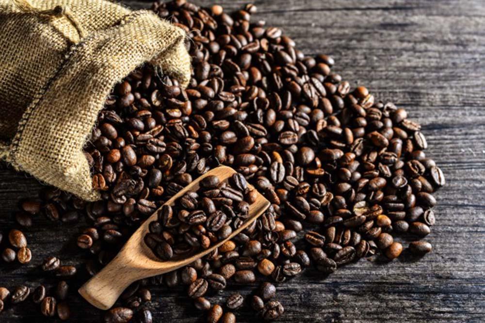 Nước hoa ô tô hương cà phê