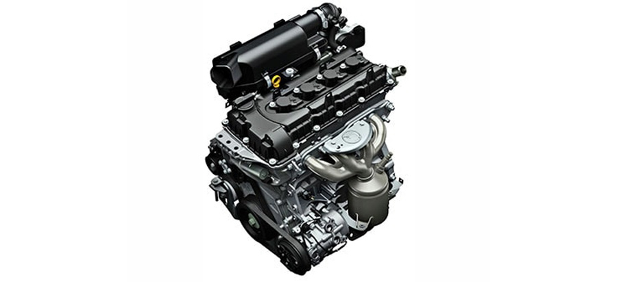 Động cơ K15B với dung tích 1.462 cm3. Công suất cực đại (hp/rpm): 103/6.000.