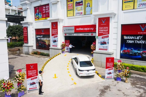 Vinfast Kiên Giang: Báo giá xe & Khuyến mãi Mới Nhất