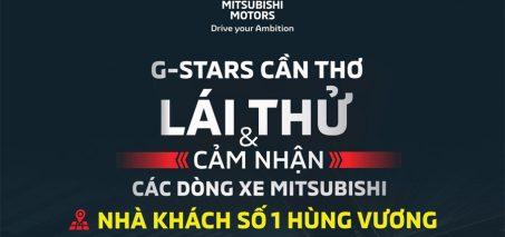 Mitsubishi Bạc Liêu: Trải nghiệm & Lái thử | Cần Thơ Auto