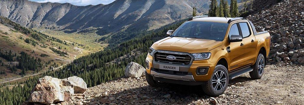 Ford Ranger banner