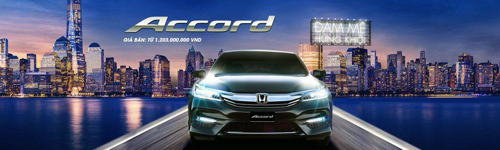 Honda Accord banner